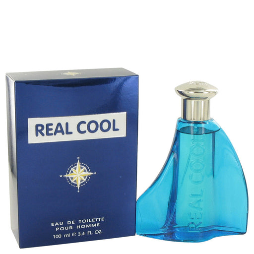Real Cool Eau De Toilette Spray By Victory International