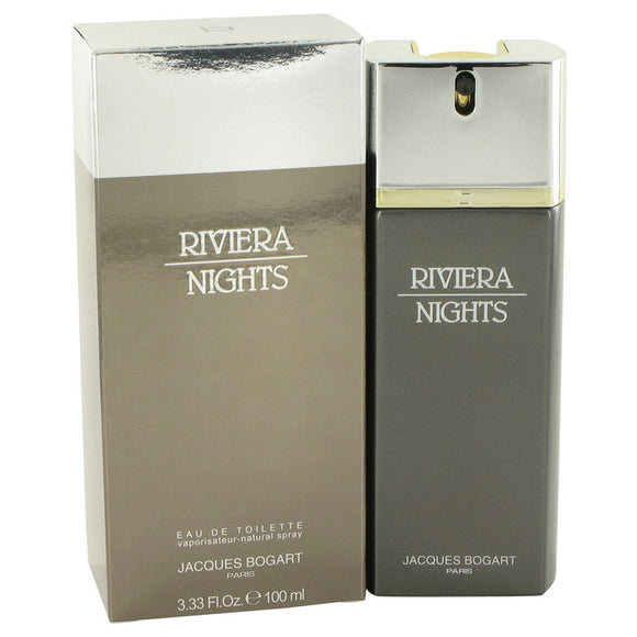 Riviera Nights Eau De Toilette Spray By Jacques Bogart