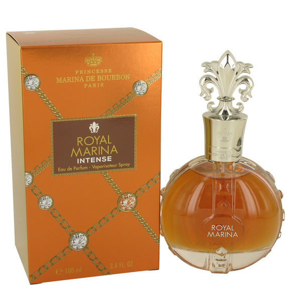 Royal Marina Intense Eau De Parfum Spray By Marina De Bourbon