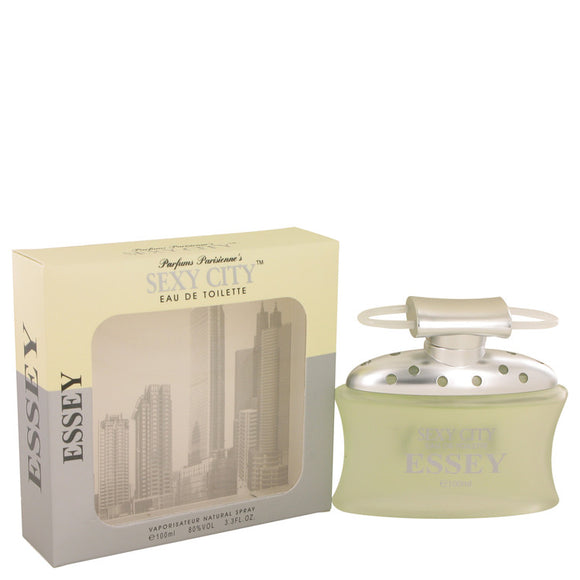 Sexy City Essey Eau De Toilette Spray By Parfums Parisienne