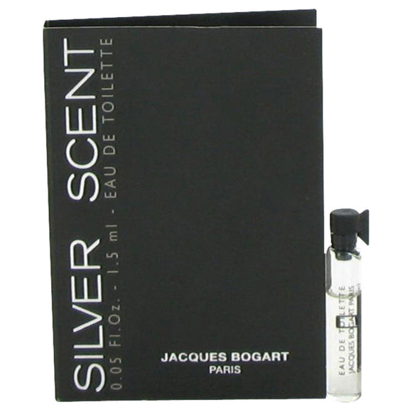 Silver Scent Vial (Sample) By Jacques Bogart