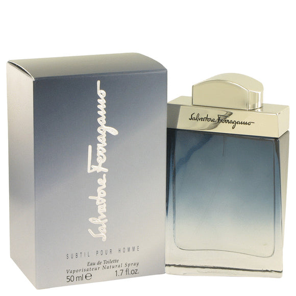 Subtil Eau De Toilette Spray By Salvatore Ferragamo