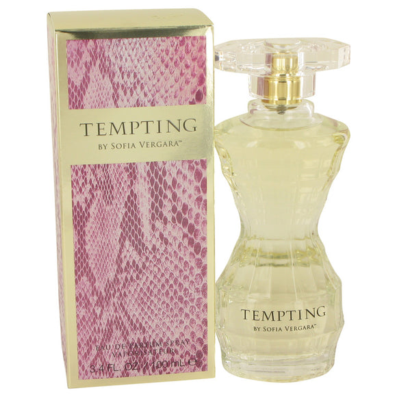 Sofia Vergara Tempting Eau De Parfum Spray By Sofia Vergara
