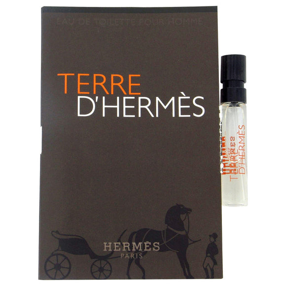 Terre D'hermes VIal (sample) EDT By Hermes