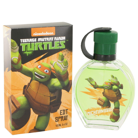 Teenage Mutant Ninja Turtles Michelangelo Eau De Toilette Spray By Marmol & Son