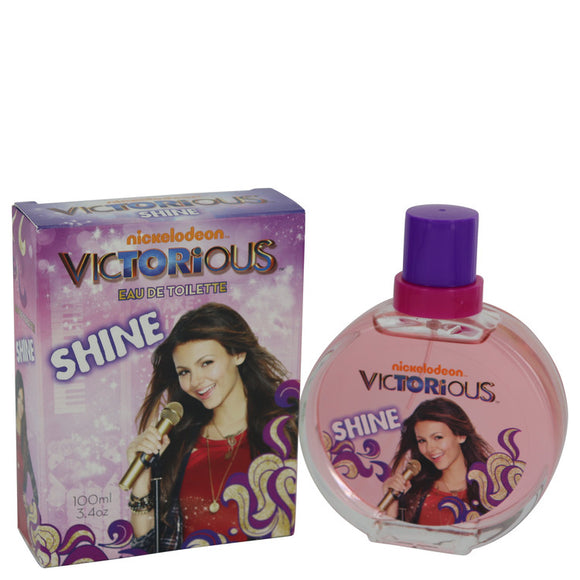 Victorious Shine Eau De Toilette Spray By Marmol & Son