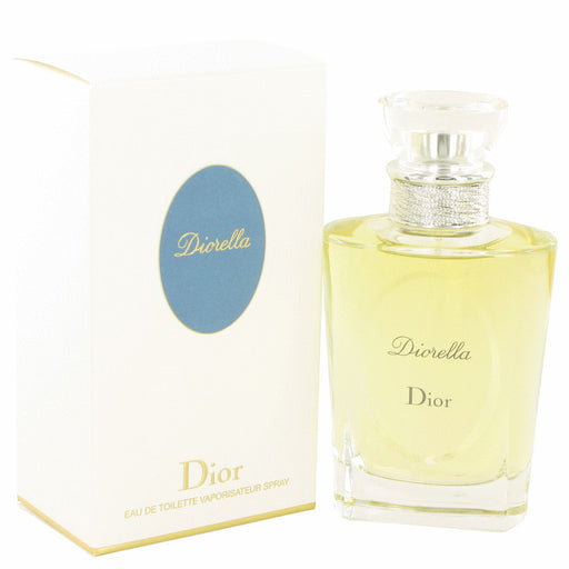 Diorella Eau De Toilette Spray By Christian Dior