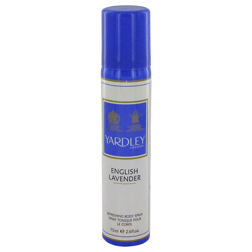 English Lavender Refreshing Body Spray (Unisex) By Yardley London