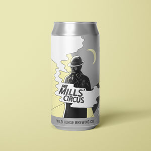 Mr Mills' Circus | Coffee Stout