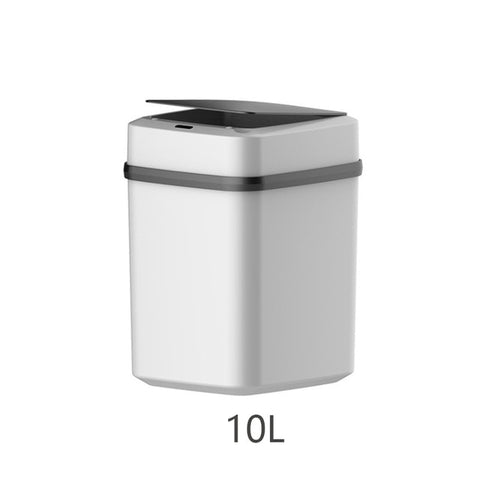 Home intelligent Automatic Induction Rubbish Trash Waste Bin