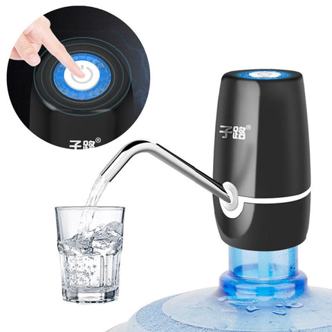 Home Mini Touch-tone Rechargeable Electric Water Dispenser