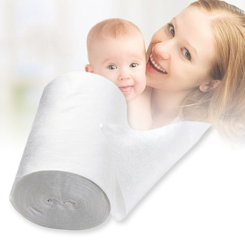1 Roll Flushable Biodegradable Disposable Baby Nappy Liners