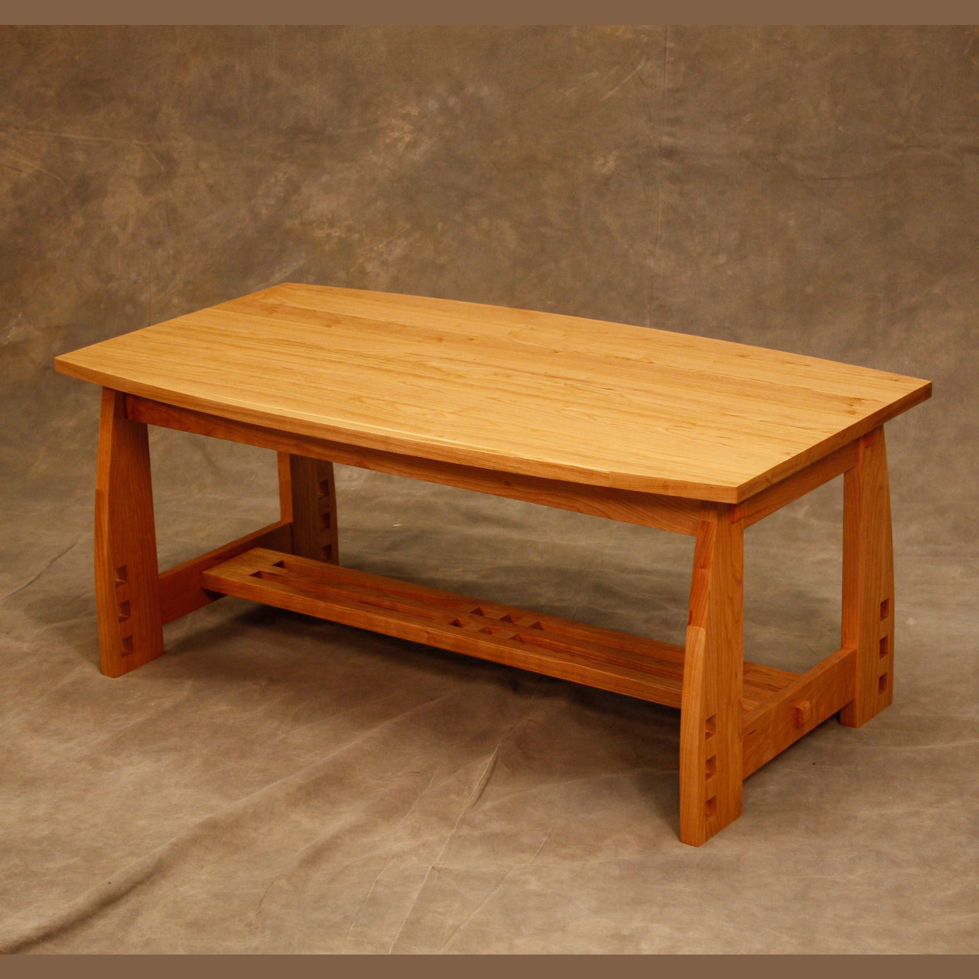 craftsman coffee table | wood revival