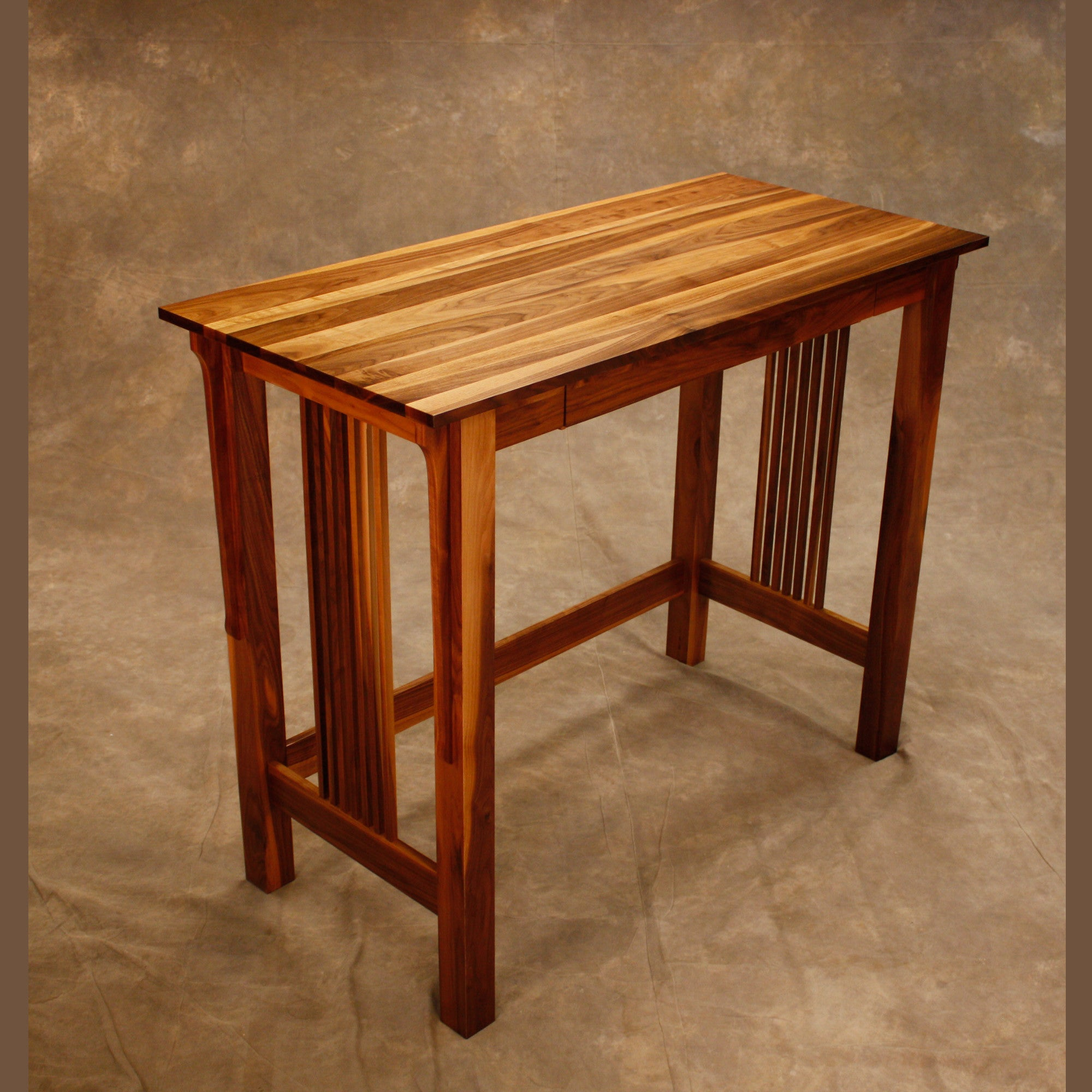 Wooden Stand Up Desk ~ Wood stand up desk hostgarcia