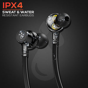 Remembrand Thunderbass 450 Bluetooth Neckband Earphones with Mic (With Qualcomm CSR Headset & Dual Speakers)