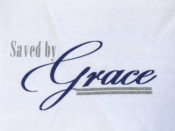 Saved by Grace - Tee