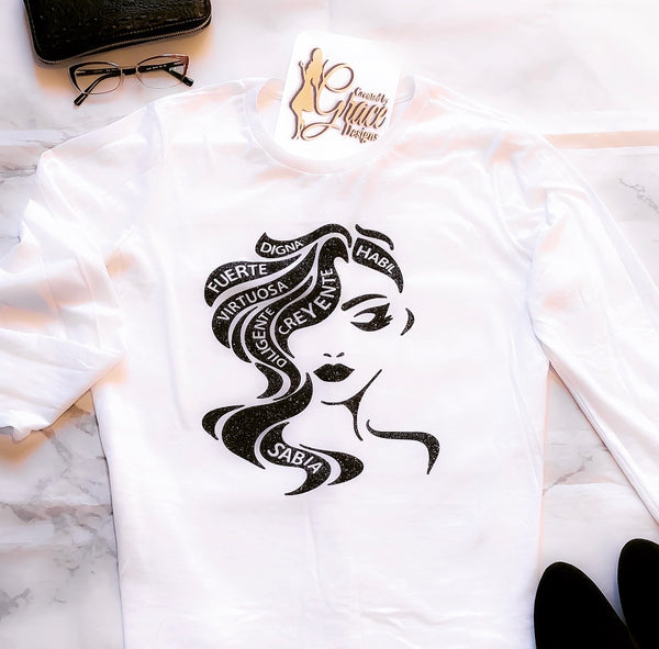 Virtuous Woman - Tee