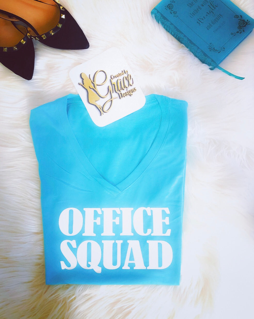 Office Squad - Tee