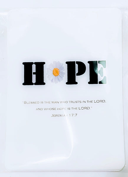 HOPE Stationary