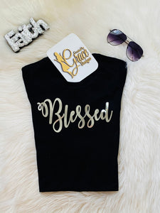 Blessed - Tee