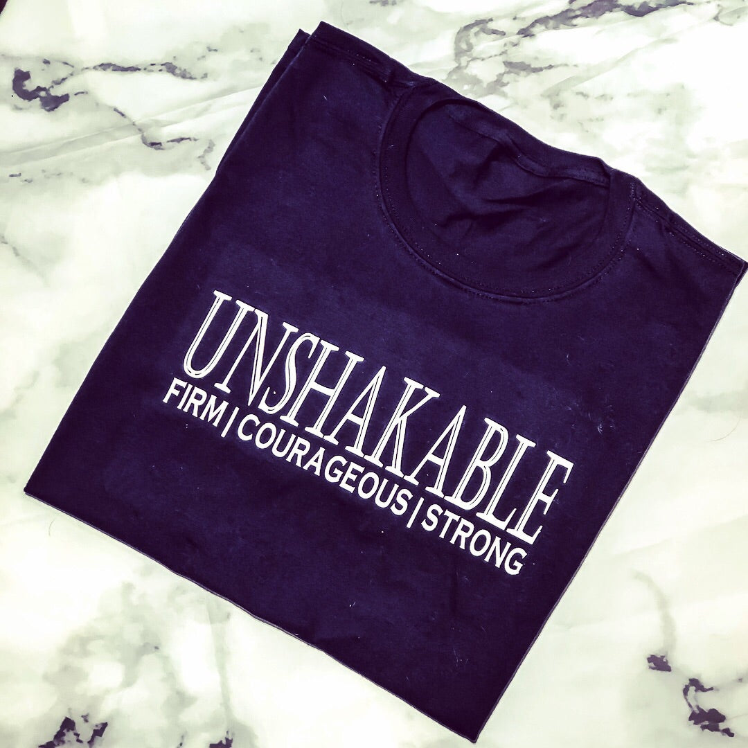 Men's Unshakable - Tee