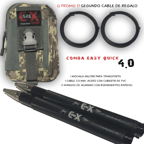 "Comba "" EASY QUICK 4.0 "" NEGRA"