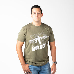 Modern Musket | Military Green