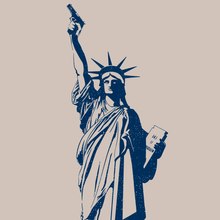 Load image into Gallery viewer, Statue of Liberty | Silk