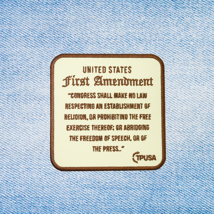 1st Amendment | Patch