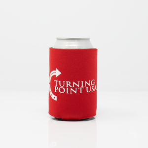 Turning Point USA Koozie | Red