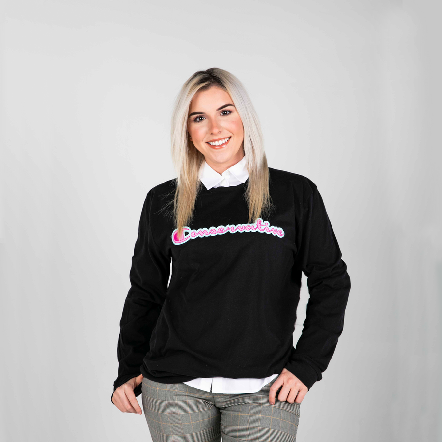 Conservative Long Sleeve | Black
