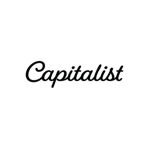 Capitalist Hat | White