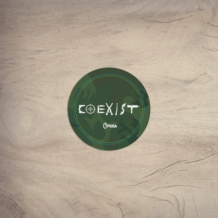 Coexist | Sticker