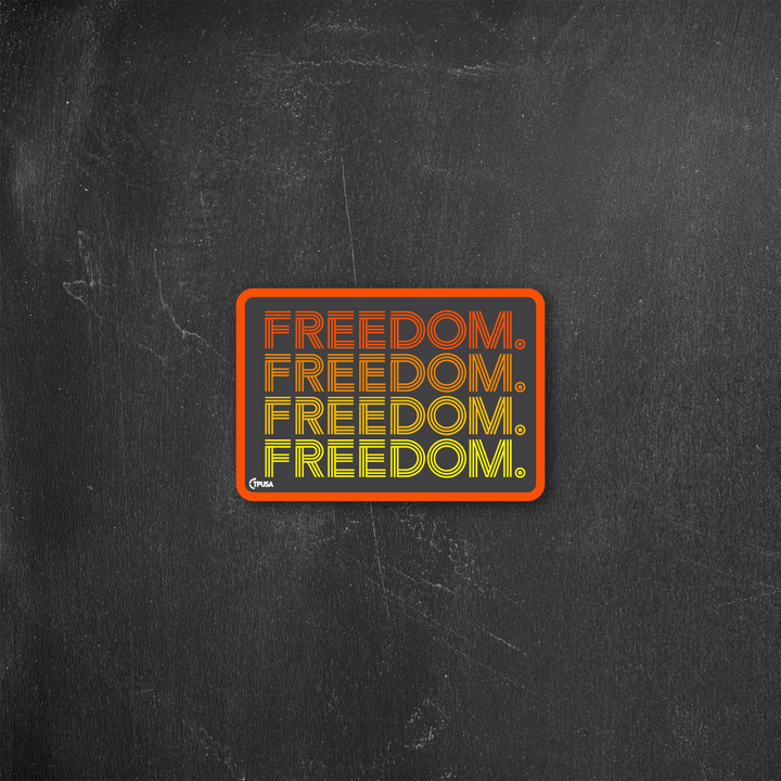 Freedom | Sticker