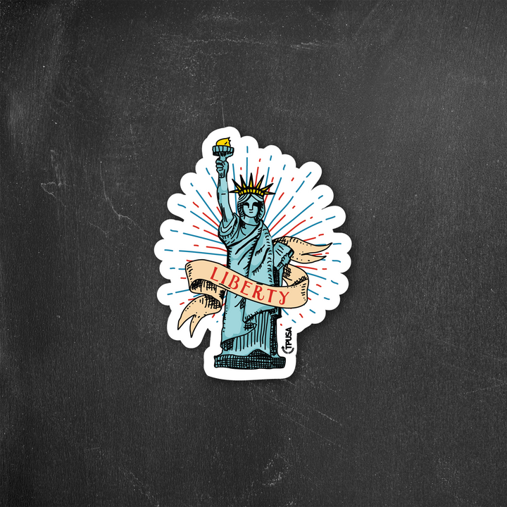 Liberty | Sticker