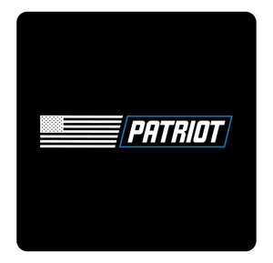 Patriot Short Sleeve Tee | Black