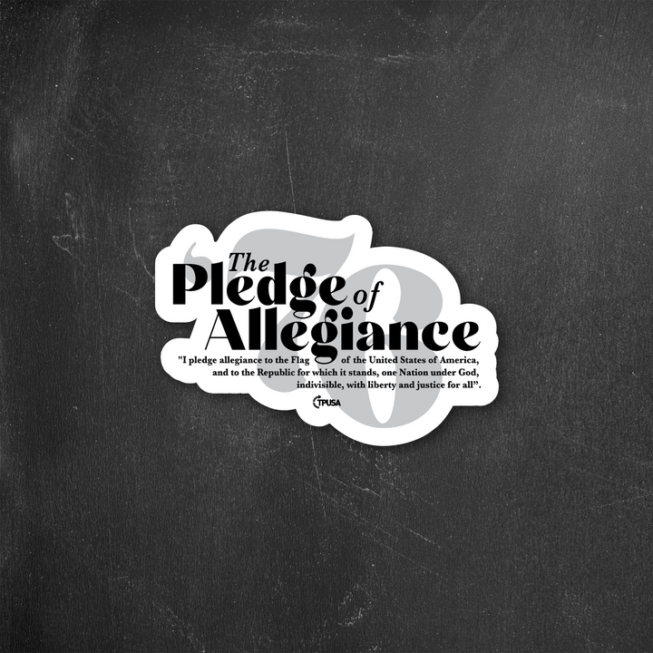 Pledge of Allegiance | Sticker