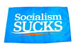 Socialism Sucks Flag