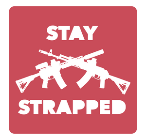 Stay Strapped | Cardinal