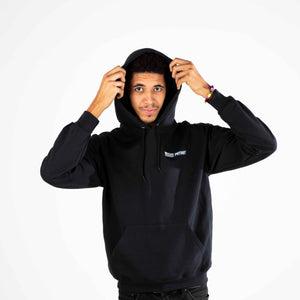 Patriot Hooded Sweatshirt | Black