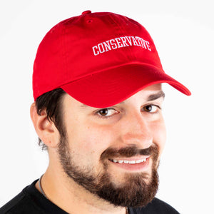 Conservative Hat | Red