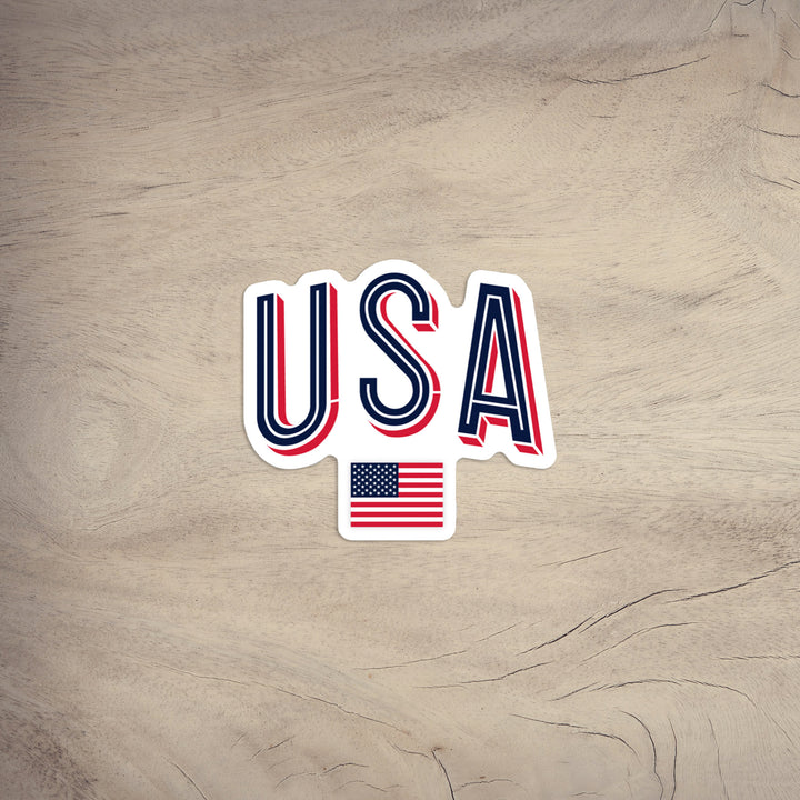USA | Sticker