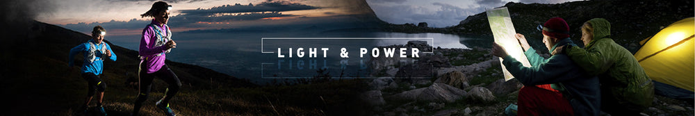 CAMP & HIKE - Lighting & Power
