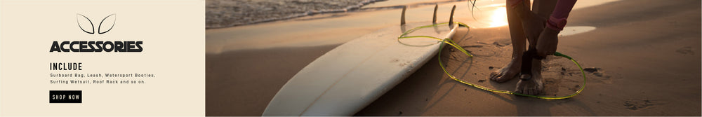 WATER SPORTS - SURFBOARDS - Accessories