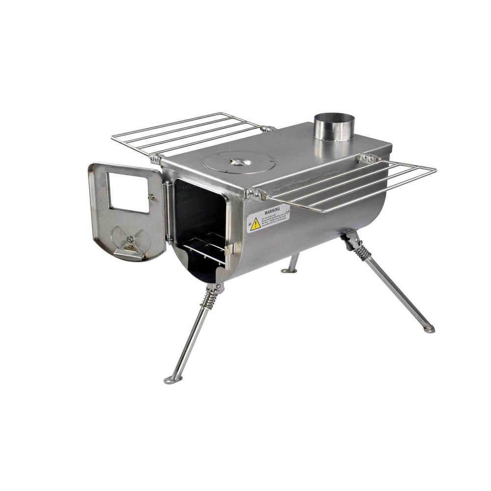 Winnwell Woodlander 1G L-sized Cook Camping Stove - Blackhawk International