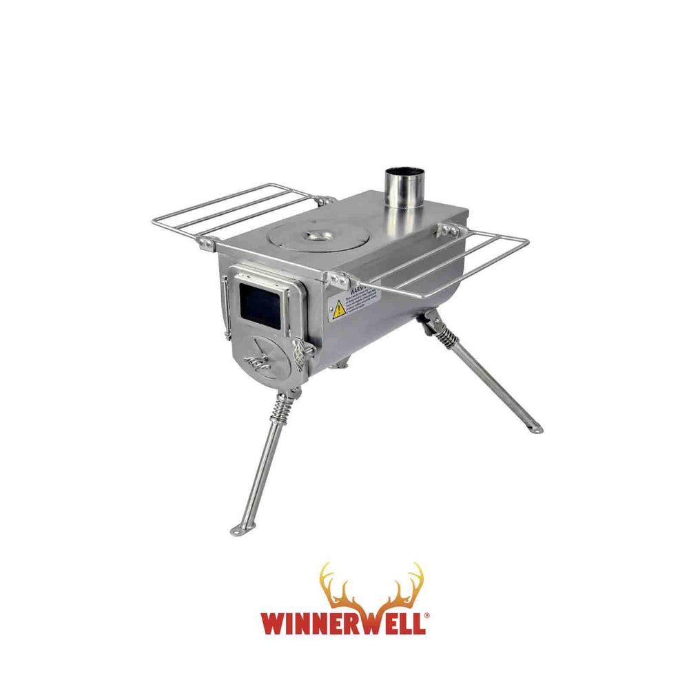 Winnerwell Woodlander 1G M-sized Cook Camping Stove