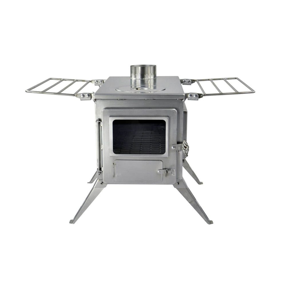 Winnerwell Nomad View 1G L-sized Cook Camping Stove - Blackhawk International