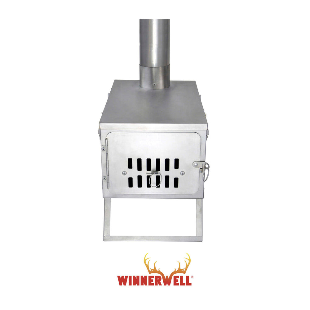 Winnerwell Fastfold Titanium Camping Stove - Blackhawk International