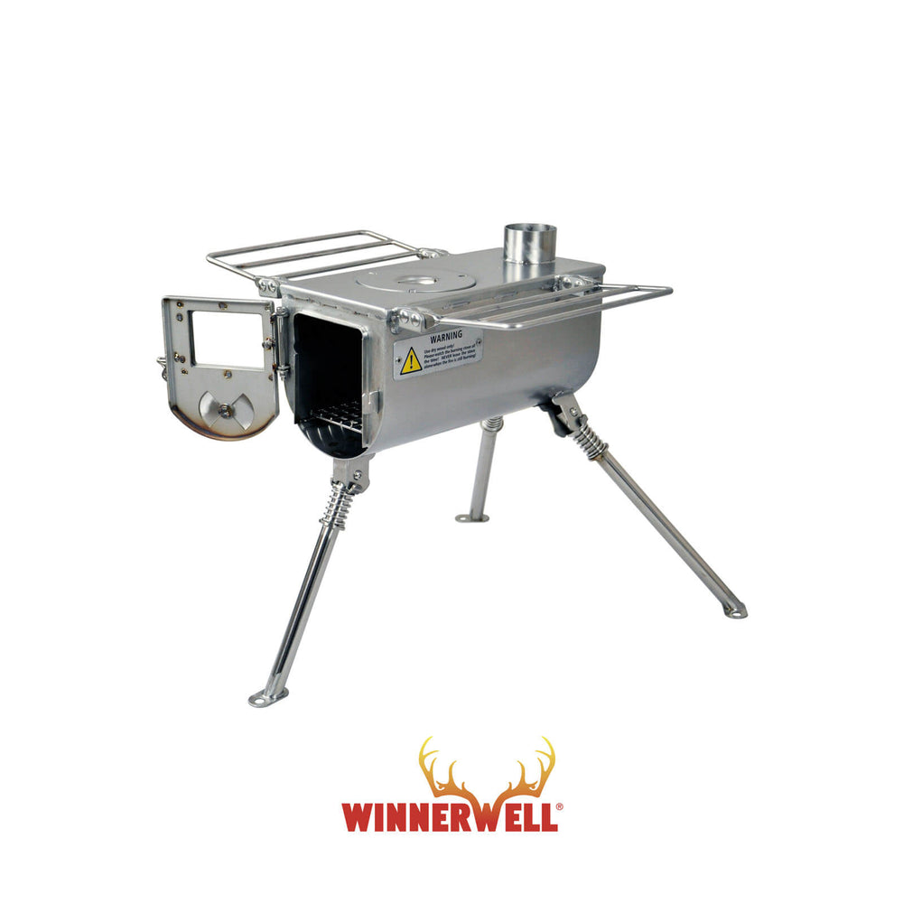 Winnerwell Woodlander 1G S-sized Cook Camping Stove