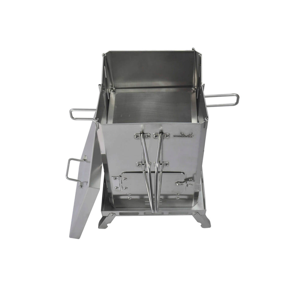 Winnerwell Mini Multi-functional BBQ Smoker